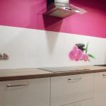 szkło hartowane, panel kuchenny