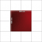 panele ścienne 60 x 60 Metalic