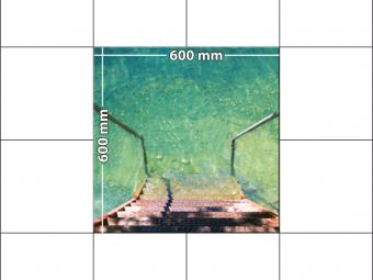 panele podłogowe 60 x 60 schody