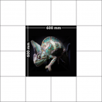 panele podłogowe 60 x 60 Kameleon