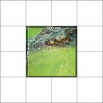 panele podłogowe 60 x 60 krokodyl