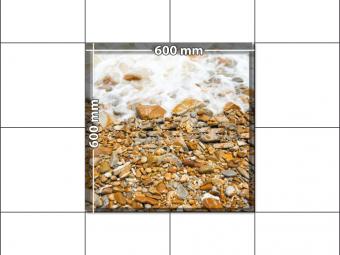 panele podłogowe 60 x 60 Plaża