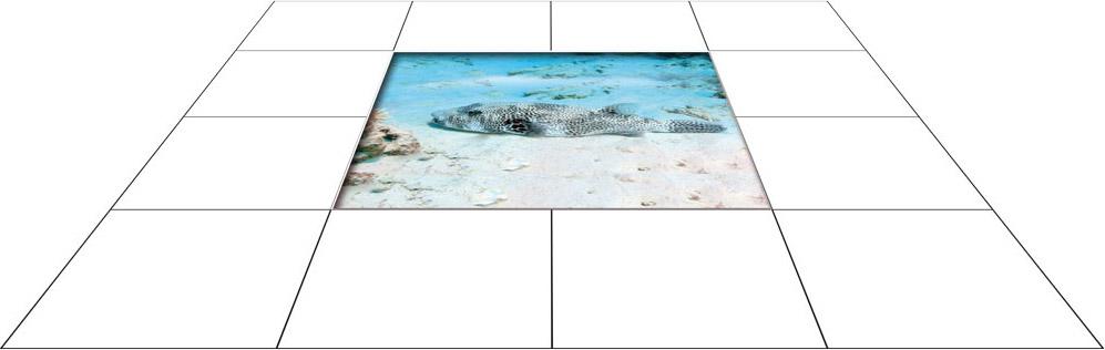 panele podłogowe 60 x 60 Puffer