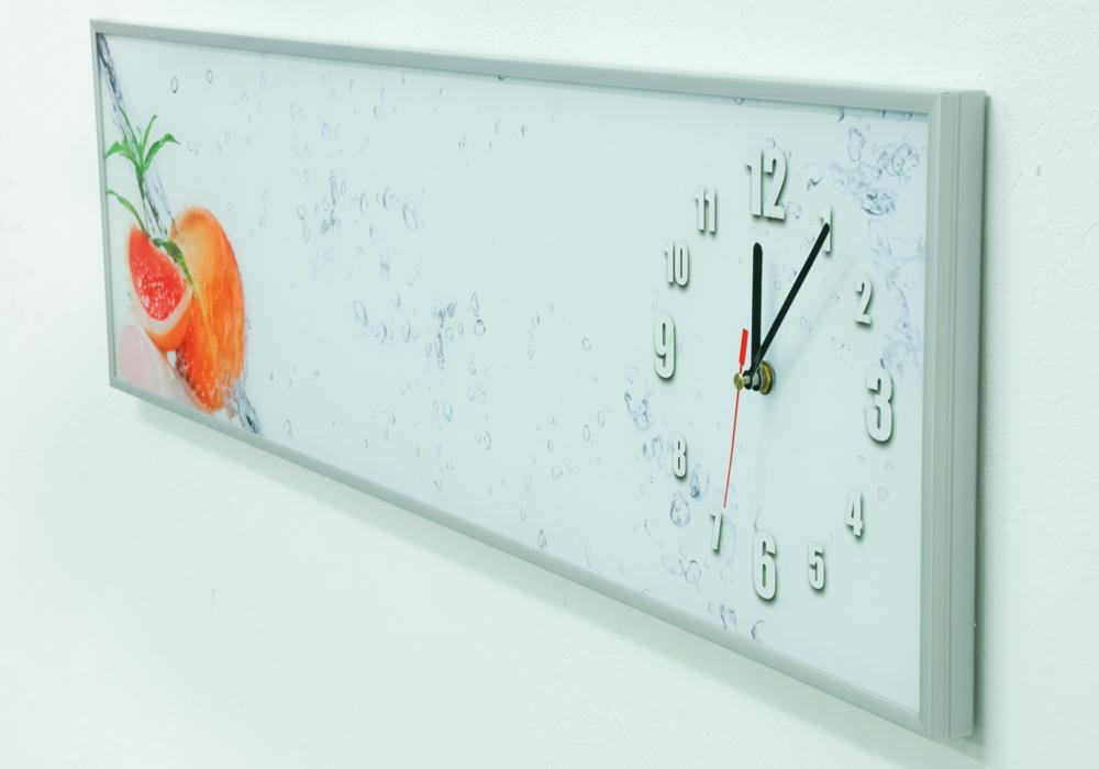Zegar ścienny 90 x 23 cm