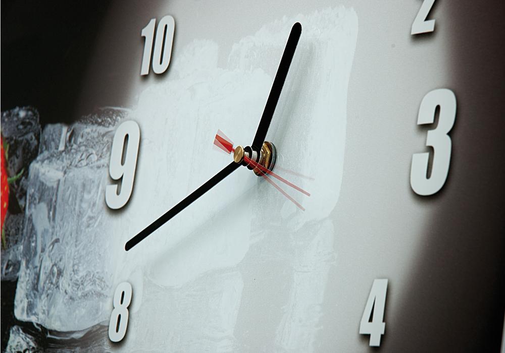 Zegar ścienny 120 x 34 cm